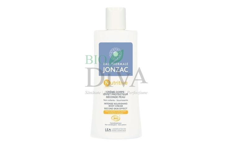 Crema de corp bio nutritiva protectoare JONZAC 200-ml