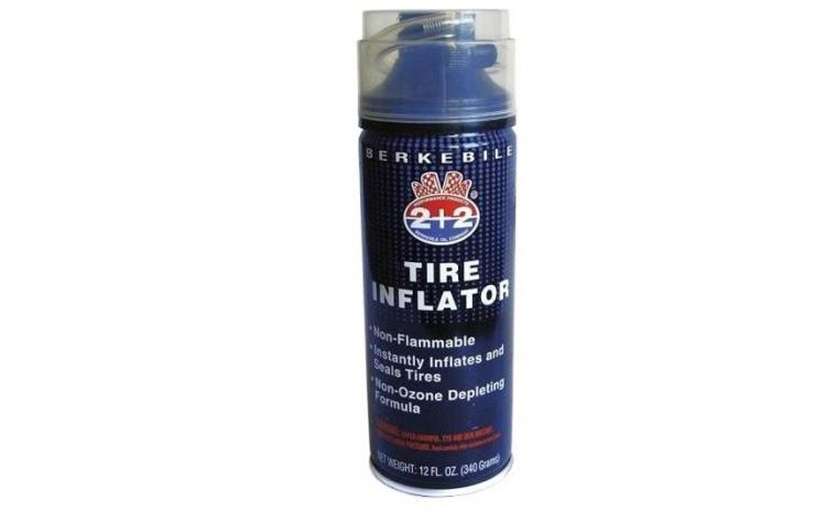 Spray de umflat si reparat anvelope 2+2