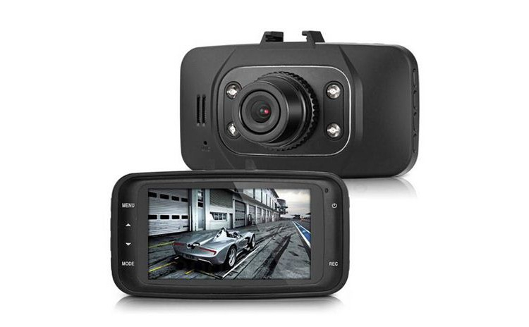 Camera auto DVR Novatek, Full HD