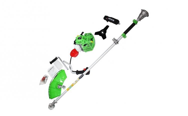 Imagine indisponibila pentru Motocoasa Silen GF-0006 de umar, benzina, 1.7kW motor 4 timpi, 5 accesorii, 2 moduri de taiere