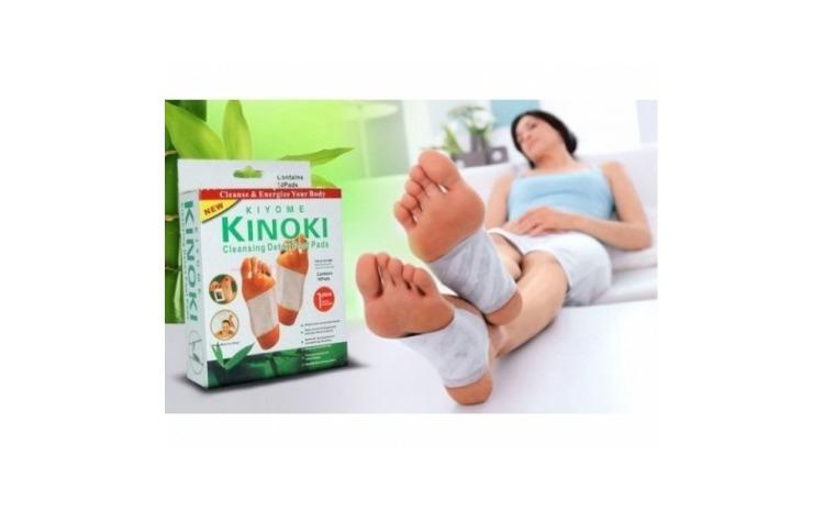 Plasturi pentru detoxifiere Kinoki