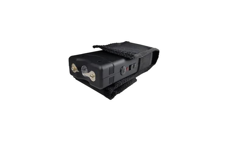 Electrosoc cu lanterna 801