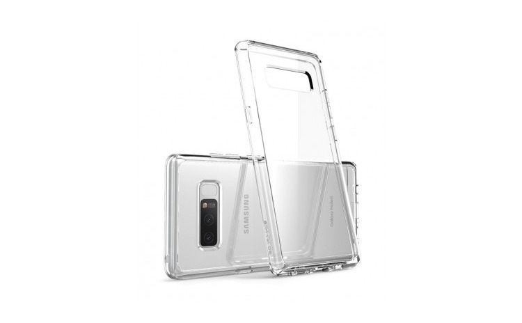 Husa Samsung Note 8 G-CASE Transparent