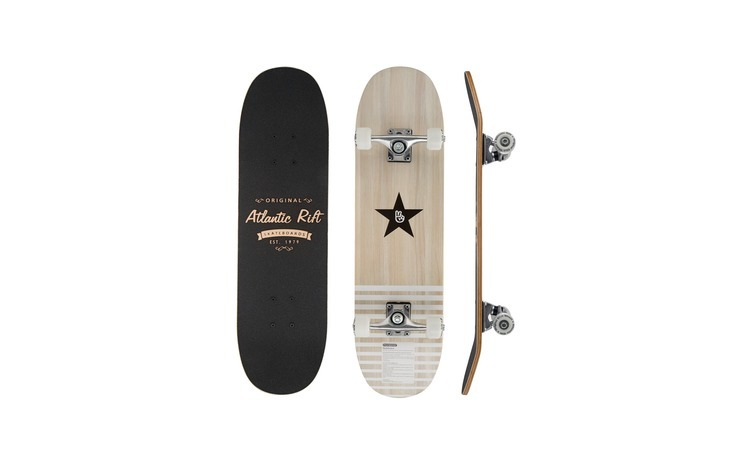 Skateboard ABEC-9 Amortizare PU