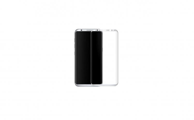 Folie sticla  Samsung Galaxy S8/S Silver