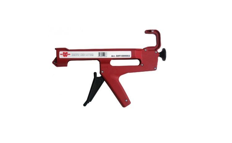 Pistol tub pentru cartuse actionare