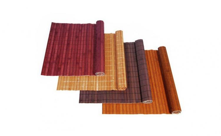 Set 4 Buc Suport Pentru Farfurii Din Bambus  La 33 Lei In Loc De 66 Lei