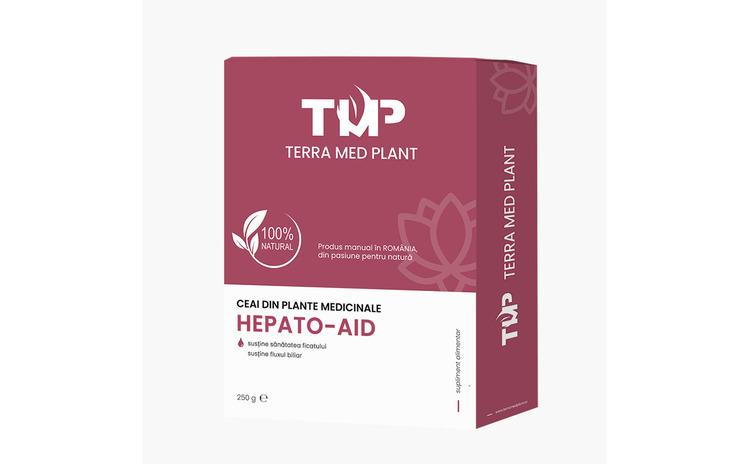 Ceai din plante medicinale HEPATO-AID