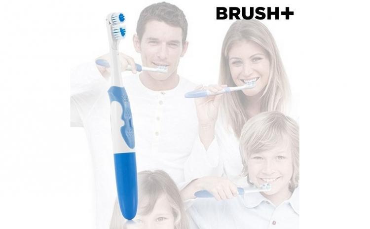 Imagine indisponibila pentru Periuta de dinti electrica + cap de rezerva pentru periuta de dinti