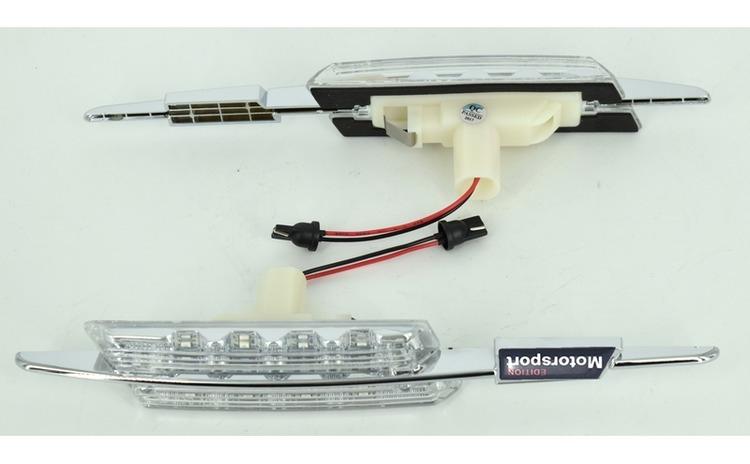 Lampi laterale LED semnalizare
