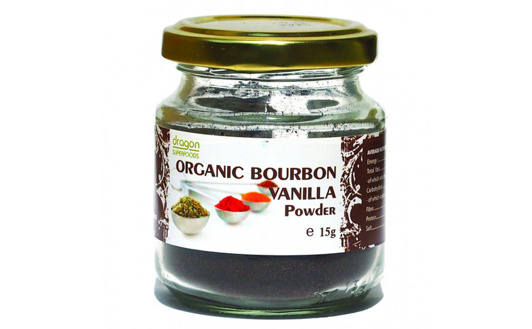 Vanilie de Bourbon pudra bio 15g