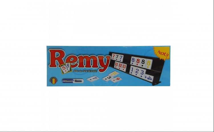 Joc Remy/Rummy