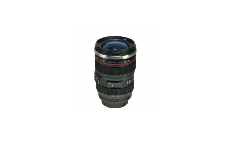 Imagine indisponibila pentru Cana termos - obiectiv foto Canon 24-105 la 32 RON in loc de 89 RON