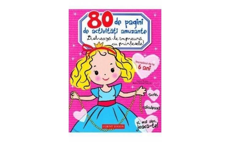 80 de pagini de activitati