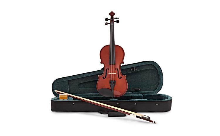 Viola-vioara clasica din lemn, 7/8, 65