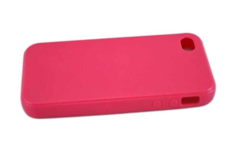 Husa iPhone 4/4S Vrone - Roz