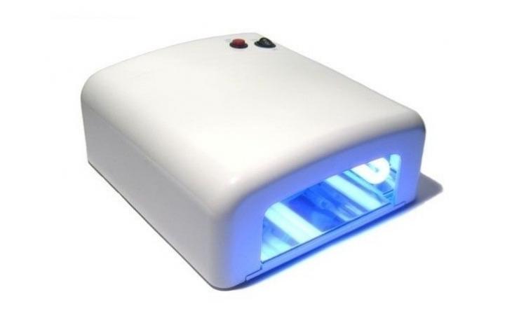 Lampa UV 36W pentru unghii