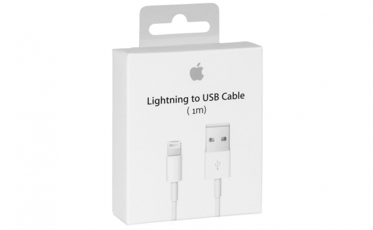 Cablu Apple original retail pachet