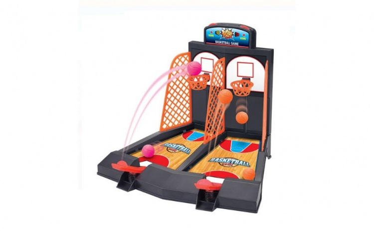 Set joc de baschet la dublu