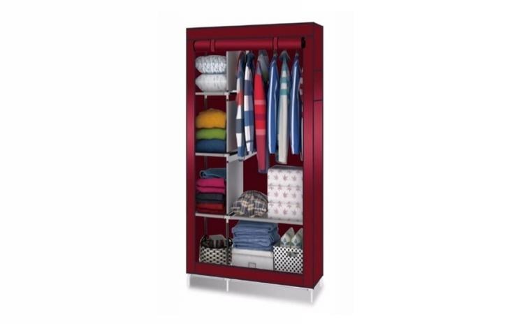 Dulap textil pentru haine