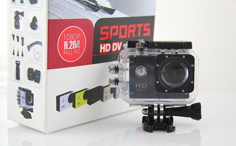 Camera Sport Hd Dv  La Doar 299 Ron In Loc De 600