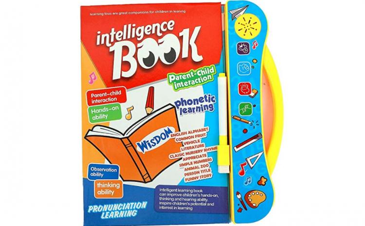 Carte inteligenta limba engleza
