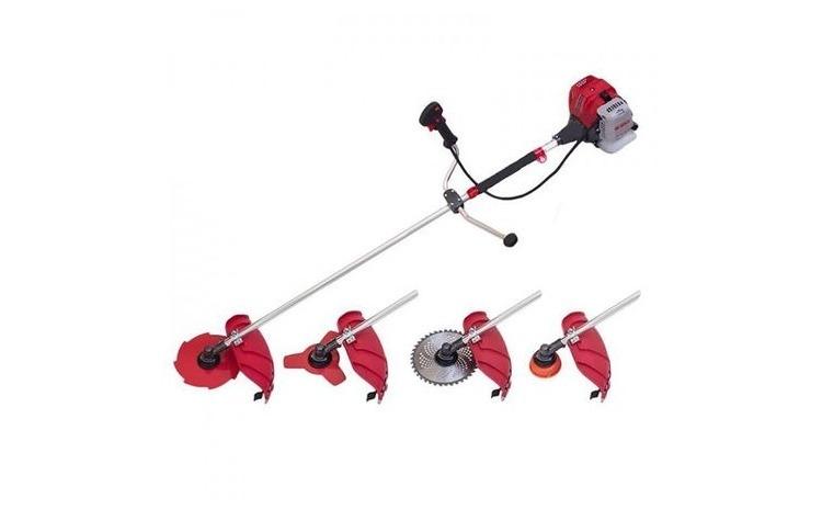 Imagine indisponibila pentru Motocoasa de umar, benzina, Kaltman KT4400, 6 CP, 4400 W, 4 moduri de taiere