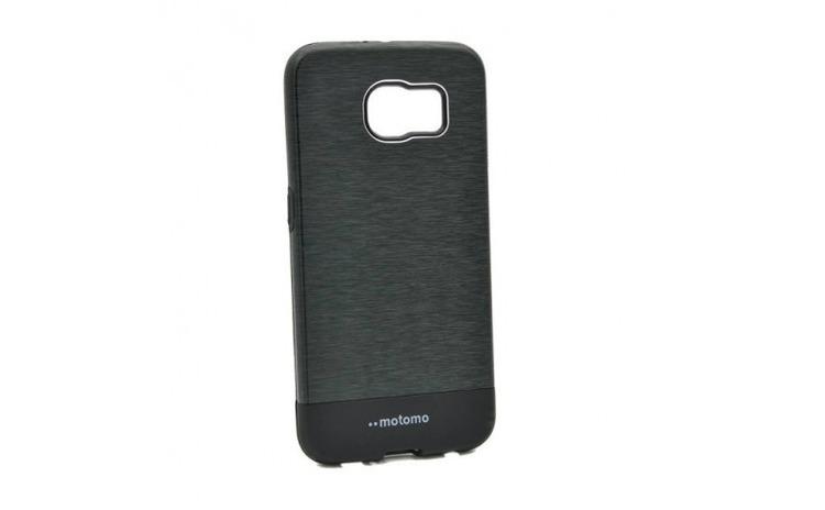 Husa Samsung Galaxy S6 Motomo V4 Negru