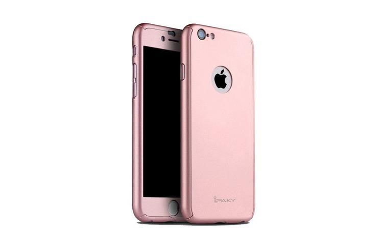 Husa Apple iPhone 6/6S IPAKY Full Cover
