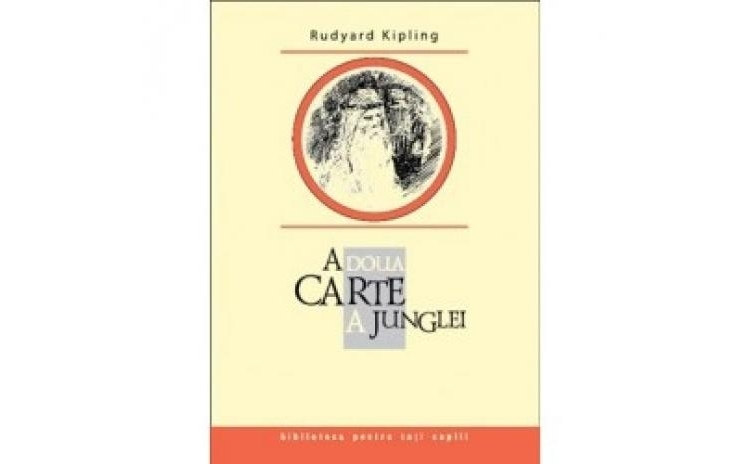 A doua carte a Junglei, autor Rudyard