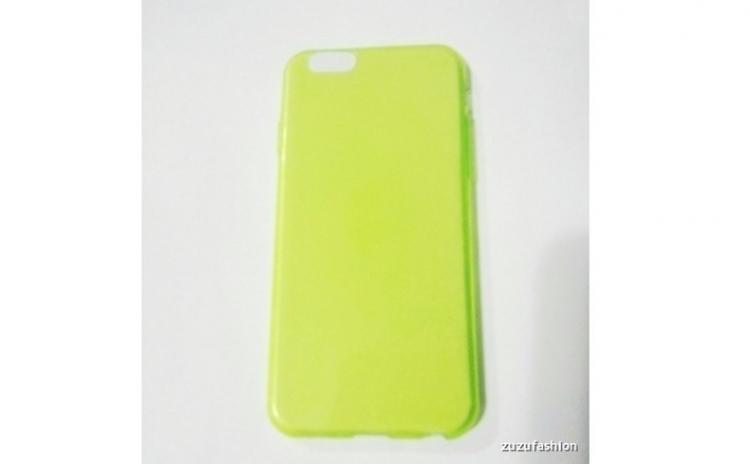Husa Iphone 6 Silicon Verde