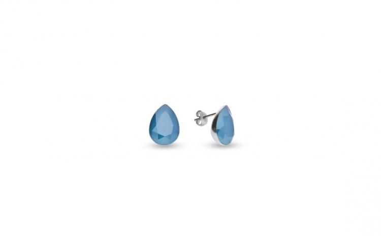 Cercei Pear Azure Blue