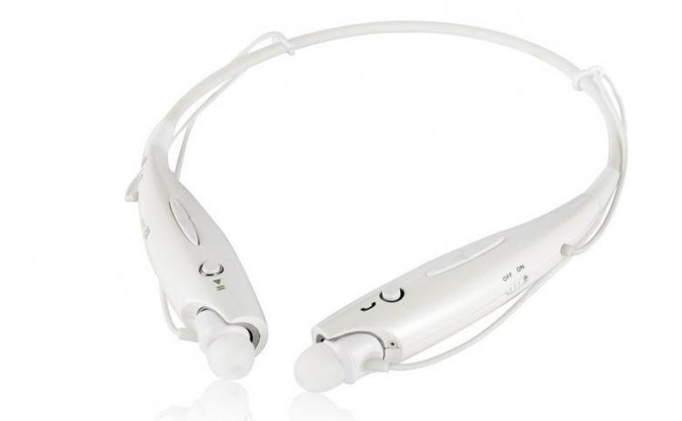 Imagine indisponibila pentru Casti audio Wireless bluetooth white