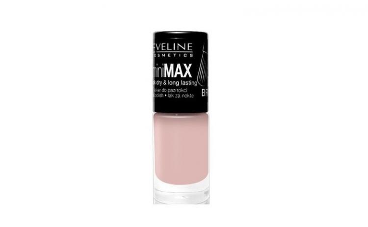 Lac de unghii Eveline Cosmetics miniMAX