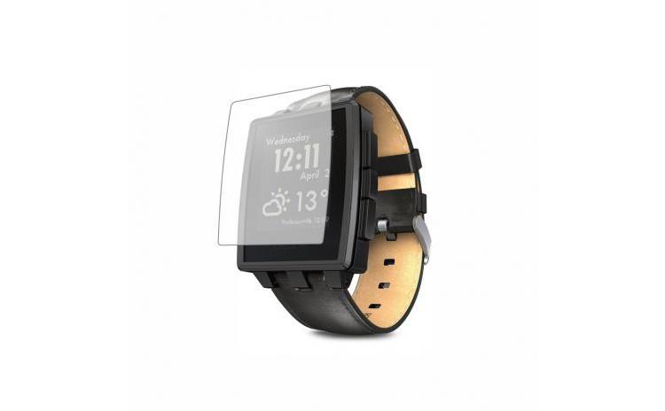 Folie de protectie Smartwatch Pebble Steel