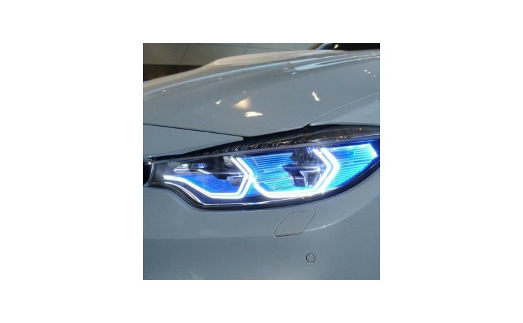Angel eyes LED SMD Bmw E92 far fara lupa