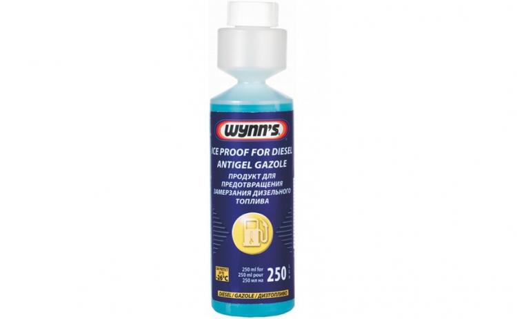 Aditiv motorina antiparafina 250 ml Wynn