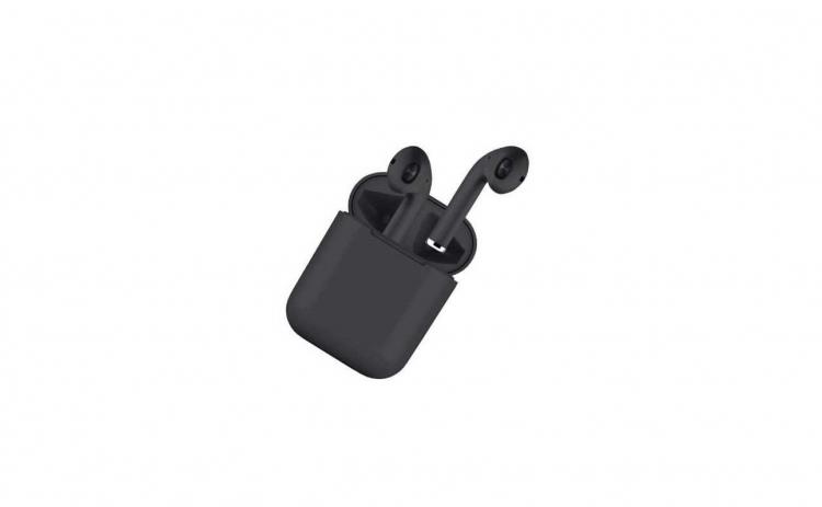 Casti Wireless I12 TWS Bluetooth reziste