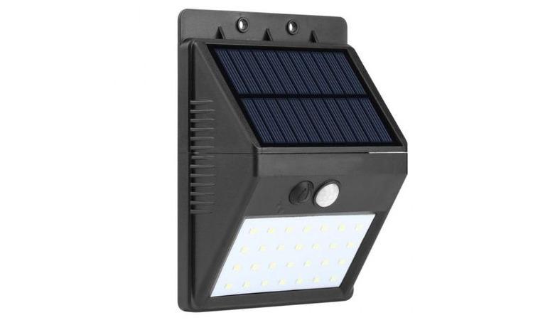 Lampa LED cu incarcare Solara