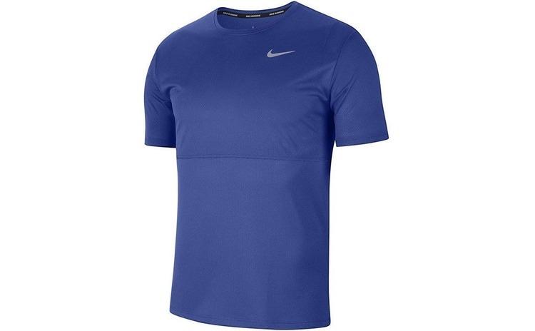 Tricou barbati Nike Breathe Run Top SS