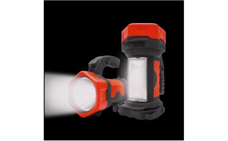 Lanterna reversibila cu LED