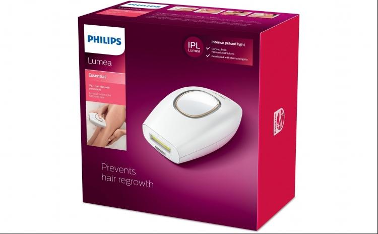 Epilator definitiv cu lumina IPL Philips Lumea SC1983/00