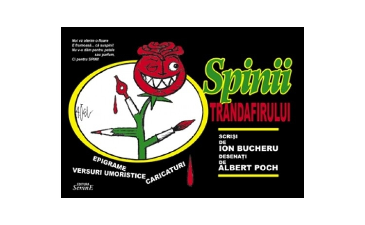 Spinii trandafirului, autor Ion Bucheru