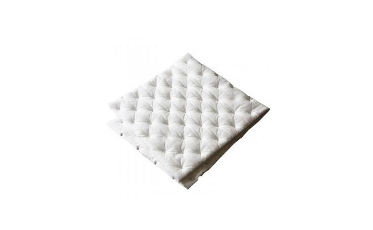 Material insonorizant gofrat cu adeziv