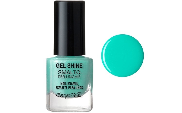 Gel shine - Lac de unghii - turcoaz (5 ML)