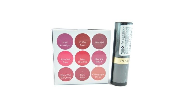 Ruj Revlon Super Lustrous Lipstick -
