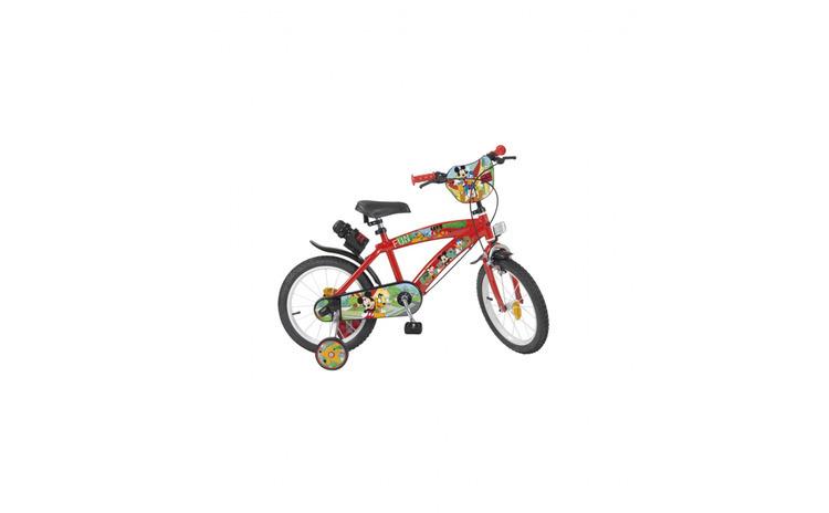 Bicicleta Copii - Baieti, Mickey Mouse,