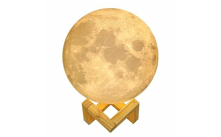 Lampa de veghe Luna Moon Lamp 3D
