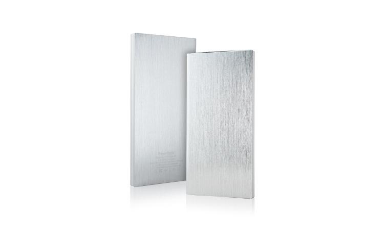 Imagine indisponibila pentru Baterie Externa 2xUSB 20.000 mAh-Power Bank Slim PB-025 Silver