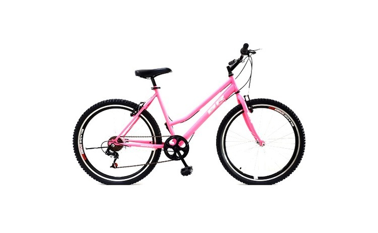 """Bicicleta BR Diana 26"""" - roz"""